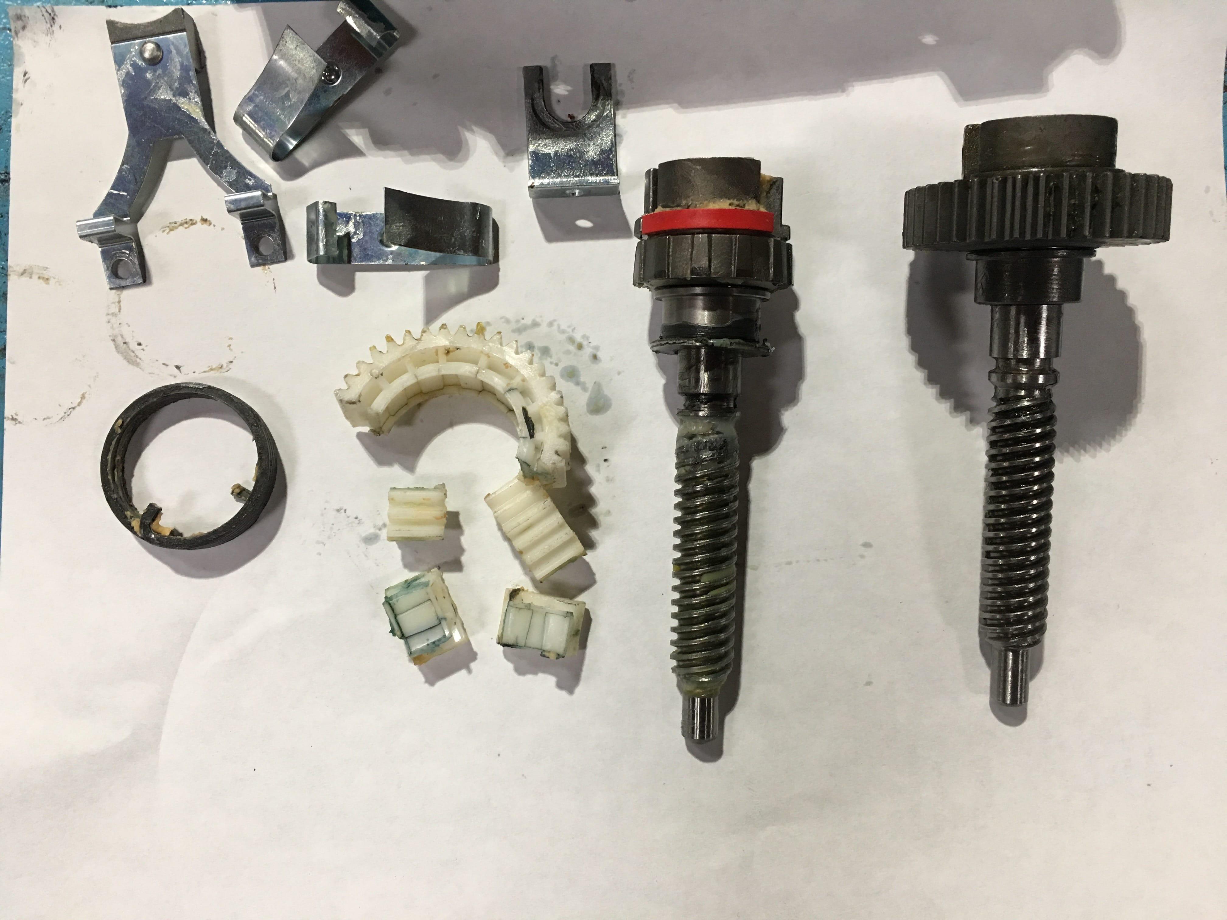 How to fix E65 E66 BMW 7 Series Parking Brake Actuator