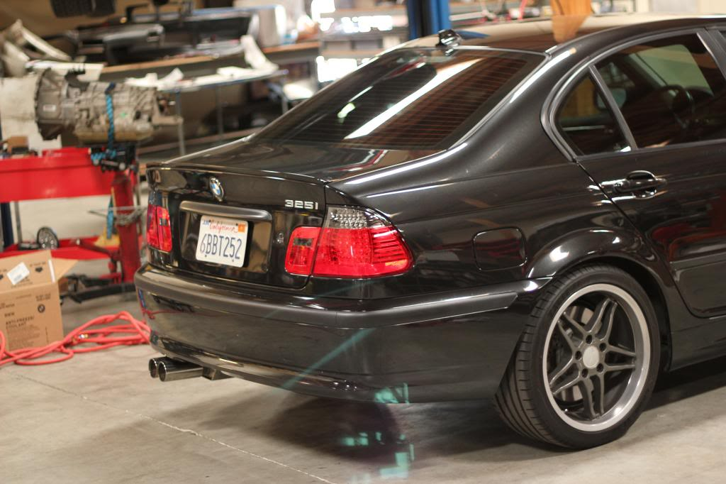 E I Sedan Complete M Conversion S Swap Lang Racing - Bmw 325i m3
