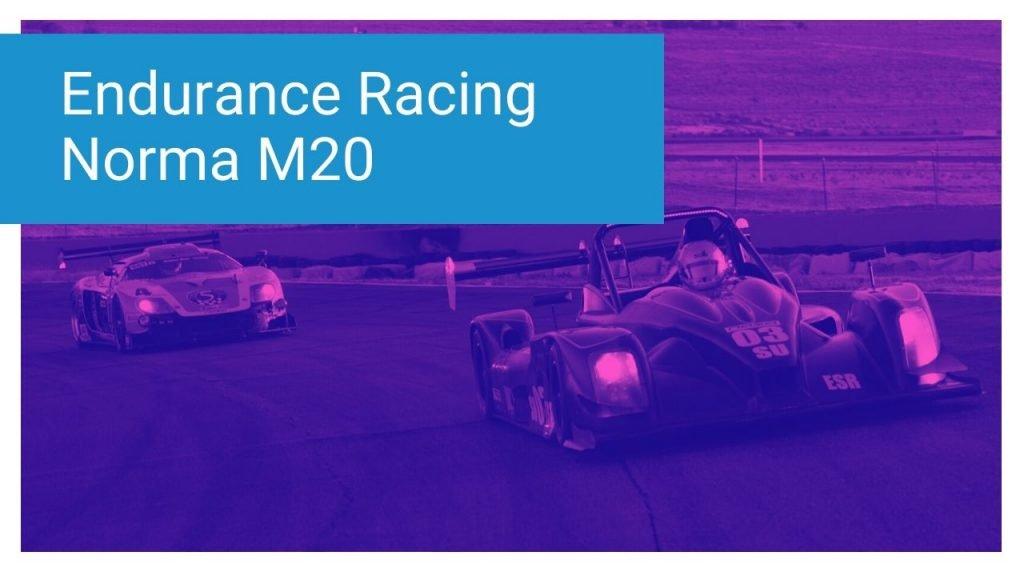Endurance Racing Norma M20
