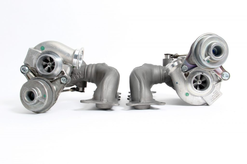 N54 Turbo Replacement on BMW 335i, 135i, 535i, X6, and Z4